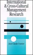 International and Cross Cultural Management Research