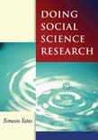 Doing Social Science Research