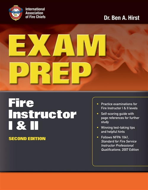 Exam Prep: Fire Instructor I  &  II