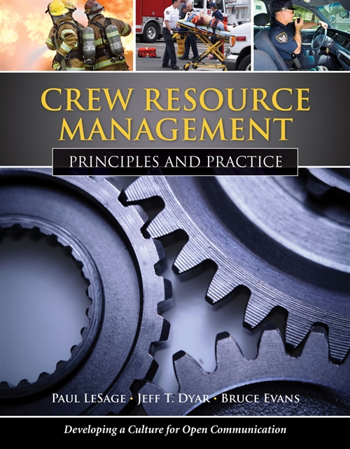 Crew Resource Management : Principles and Practice