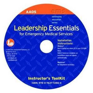 Leadership Essentials For Emergency Medical Services Instructor's Toolkit CD-ROM
