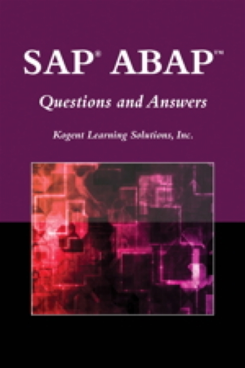 SAP® ABAP Questions And Answers