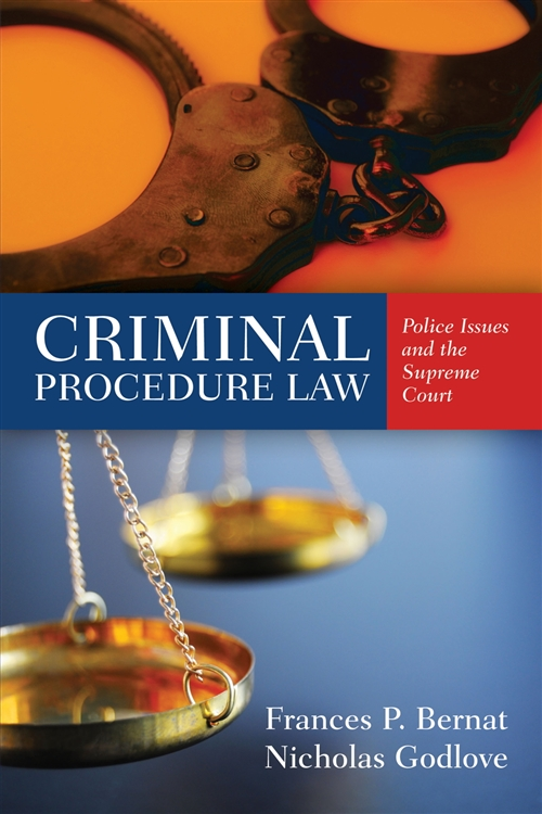 Criminal Procedure Law: Police Issues And The Supreme Court