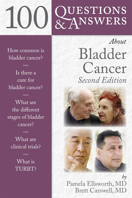100 Questions  &  Answers About Bladder Cancer