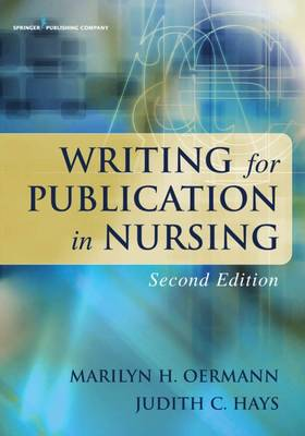 Writing for Publication in Nursing 2ed