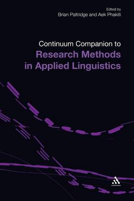 Continuum Companion to Research Met