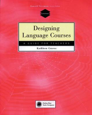 Designing Language Courses A Guide for Teachers