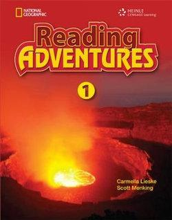 Reading Adventures 1 Student Book