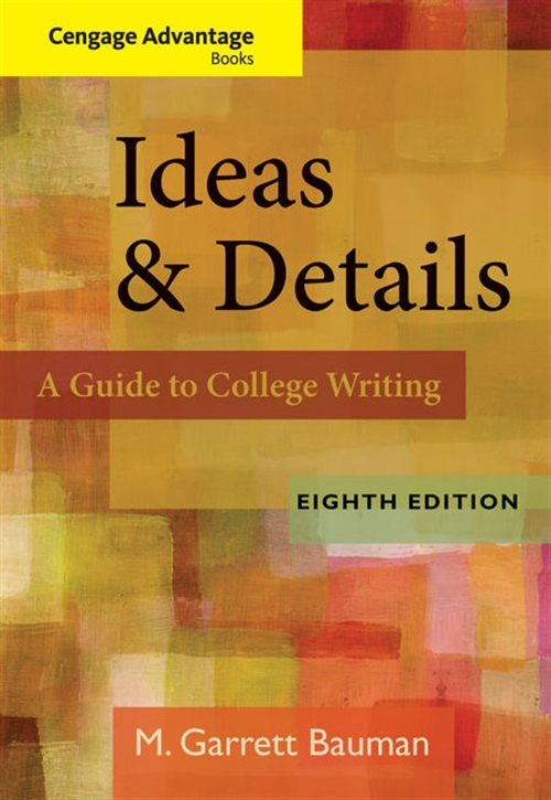 Cengage Advantage Books: Ideas & Details