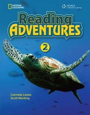 Reading Adventures 2 Student Book
