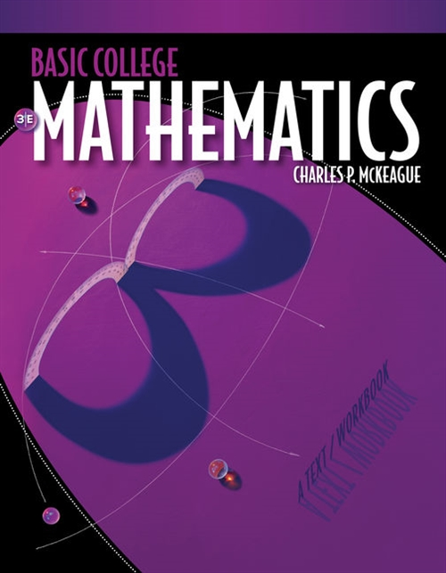 Basic College Mathematics : A Text/Workbook