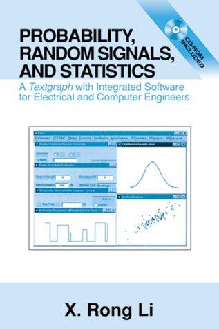Probability, Random Signals, and Statistics