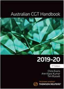 Australian CGT Handbook 2019-20