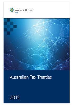 Australian Tax Treaties