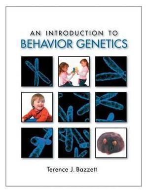 An Introduction To Behavior Genetics