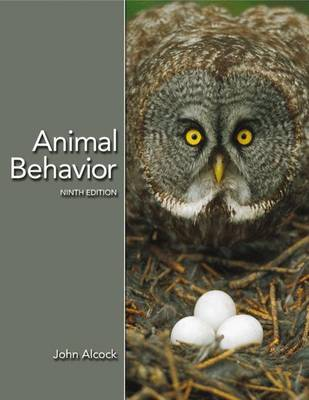 Animal Behavior: an Evolutionary Approach