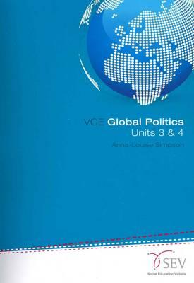 VCE Global Politics: Units 3 and 4