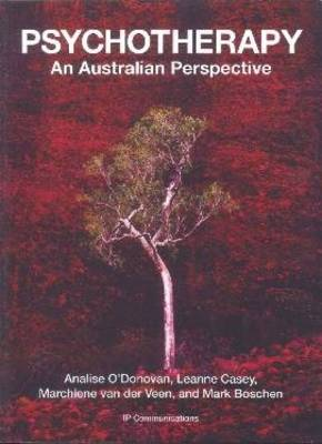 Psychotherapy: an Australian Perspective