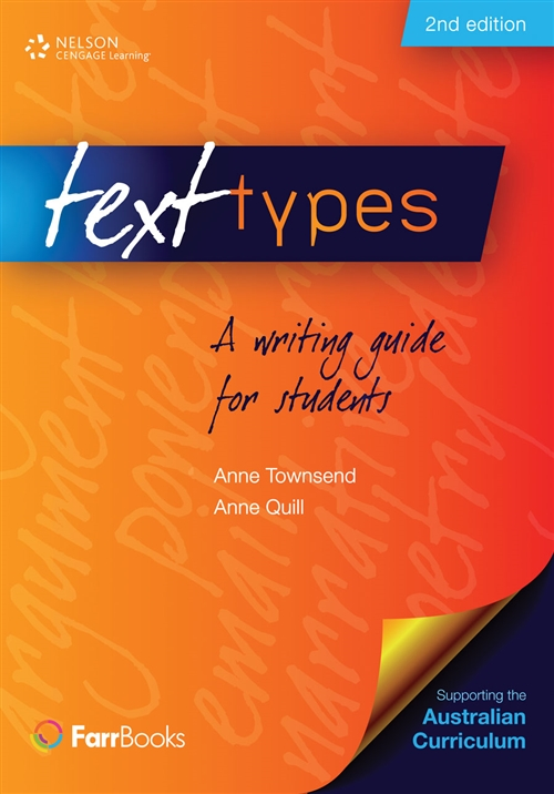 Text Types Writing Guide for Students