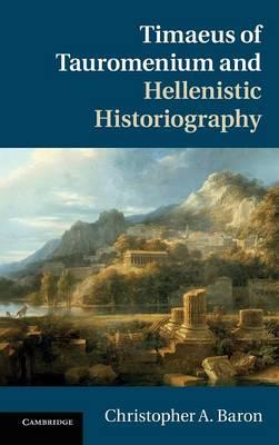 Timaeus Tauromenium Hellnstic Hist