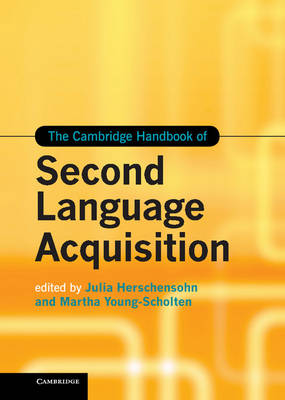 Cambr Handbook 2nd Lang Acquisition