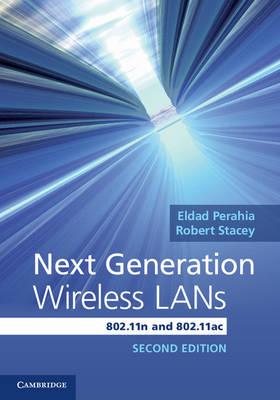 Next Generation Wireless LANs 2ed