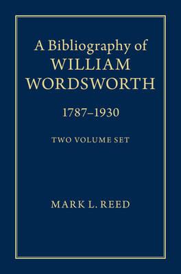 Biblgrphy William Wordsworth 2HBs