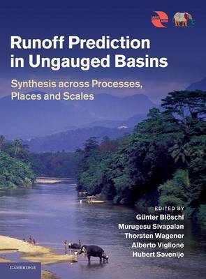 Runoff Prediction Ungauged Basins