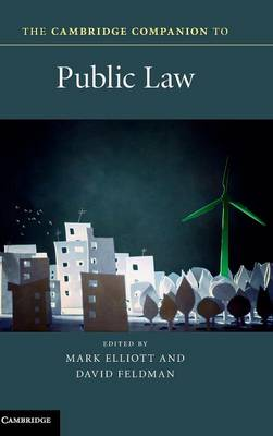 The Cambridge Companion to Public Law