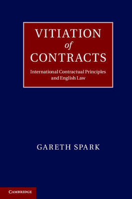 Vitiation of Contracts