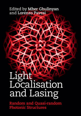 Light Localisation and Lasing: Random and Quasi-random Photonic Structures
