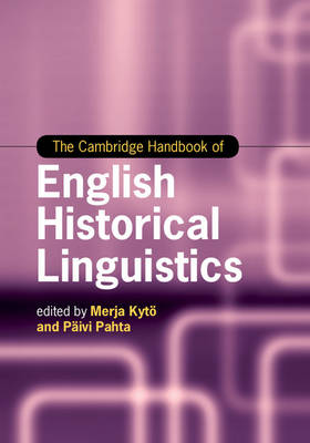 The Cambridge Handbook of English Historical Linguistics
