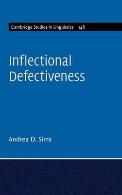 Inflectional Defectiveness