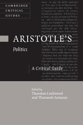 Aristotle's Politics: A Critical Guide