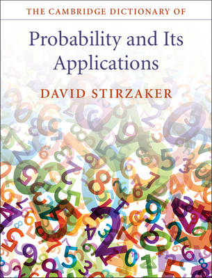 The Cambridge Dictionary of Probability and its Applications