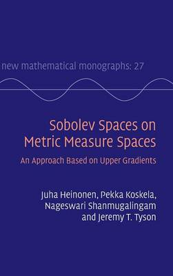 Sobolev Spaces on Metric Measure Spaces: An Approach Based on Upper Gradients