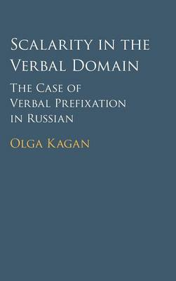 Scalarity in the Verbal Domain