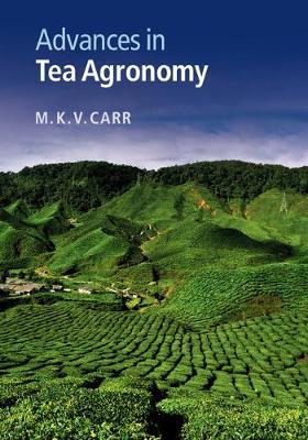 Advances in Tea Agronomy