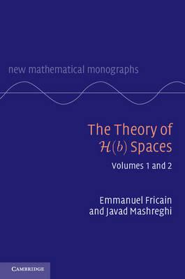 The Theory of H(b) Spaces 2 Volume Hardback Set