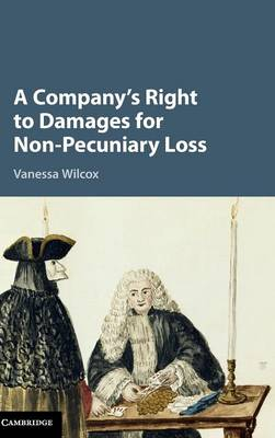A Company's Right to Damages for Non-Pecuniary Loss