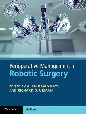 Perioperative Management Robot Surg
