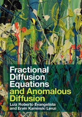 Fractional Diffusion Equations and Anomalous Diffusion