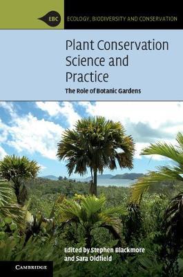 Plant Consrvation Sci & Practice