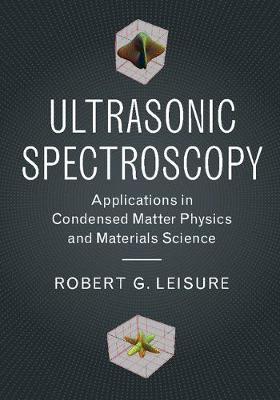 Ultrasonic Spectroscopy