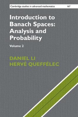 Intro Banach Spaces Anlys Probab v2