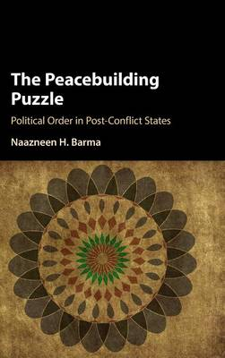 The Peacebuilding Puzzle: Political Order in Post-Conflict States