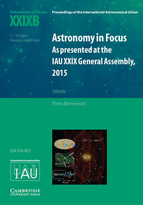 Astronomy in Focus XXIXB: Volume 2: As Presented at the IAU XXIX General Assembly, 2015