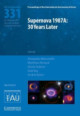 Suprnva 1987A 30 Yrs Ltr (IAU S331)