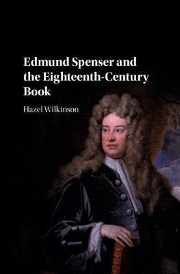 Edmund Spenser Eightnth-Cntry Bk
