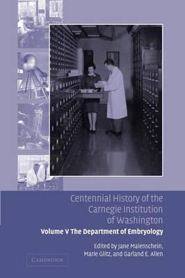 Hist Carnegie Inst Washington v5